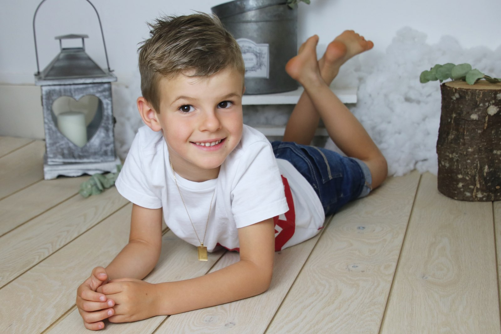 Photo d'un jeune garçon